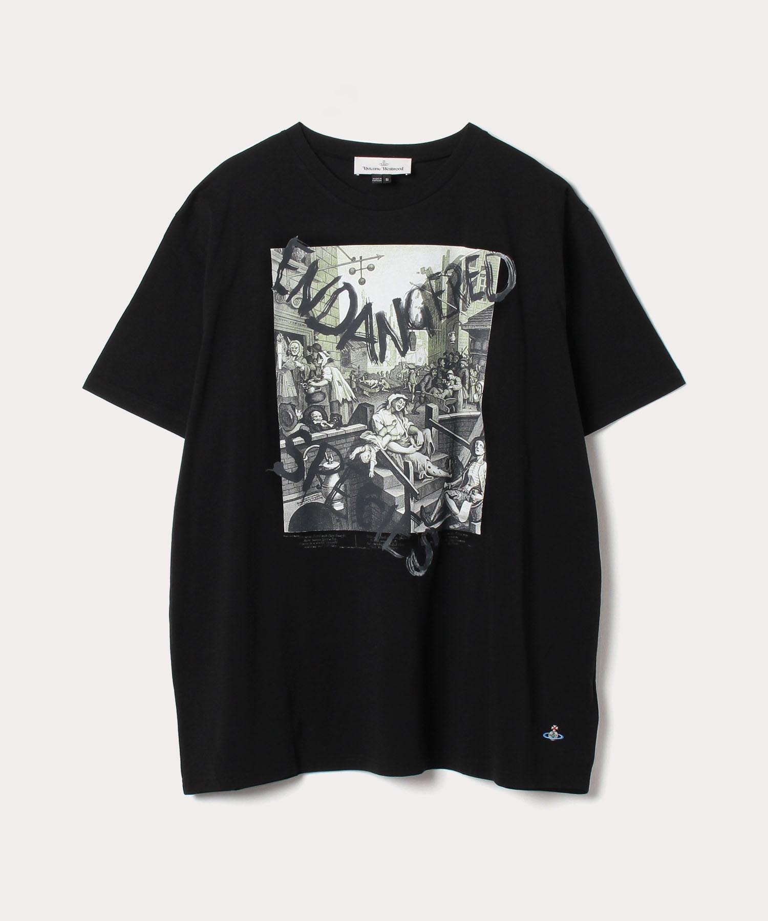 GIN LAN  半袖Tシャツ