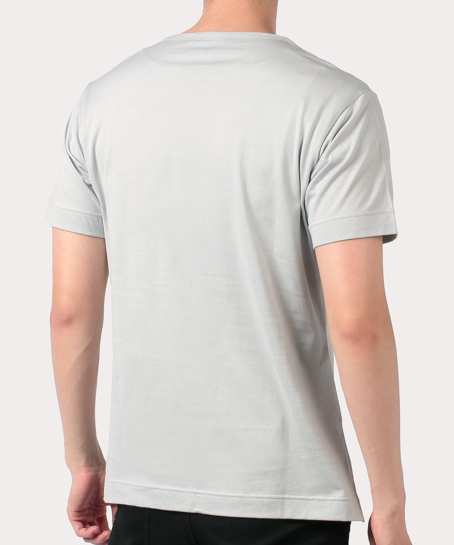 ラインORBライトニング クラシック半袖Tシャツ