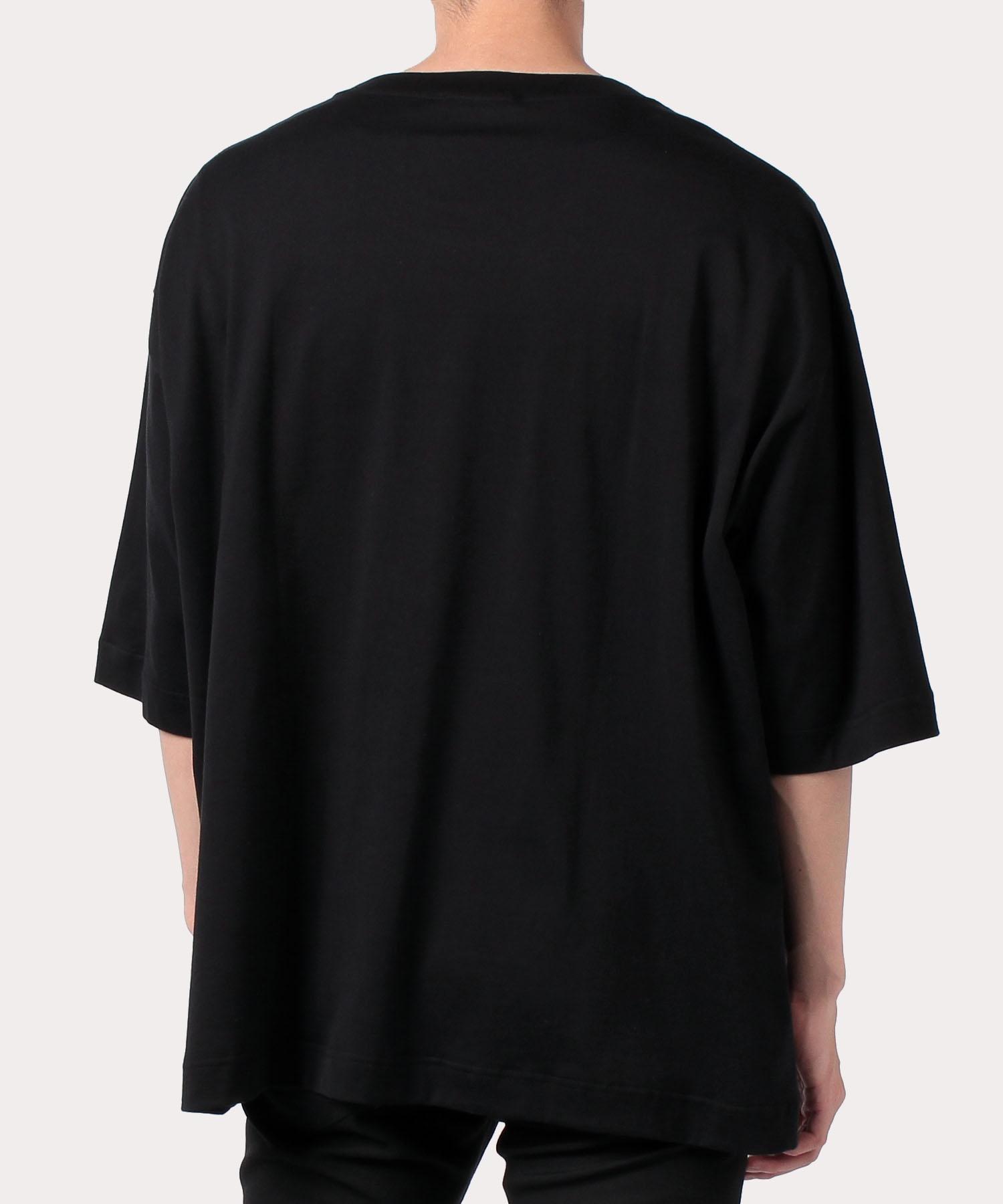ラインORBライトニング ビッグ半袖Tシャツ