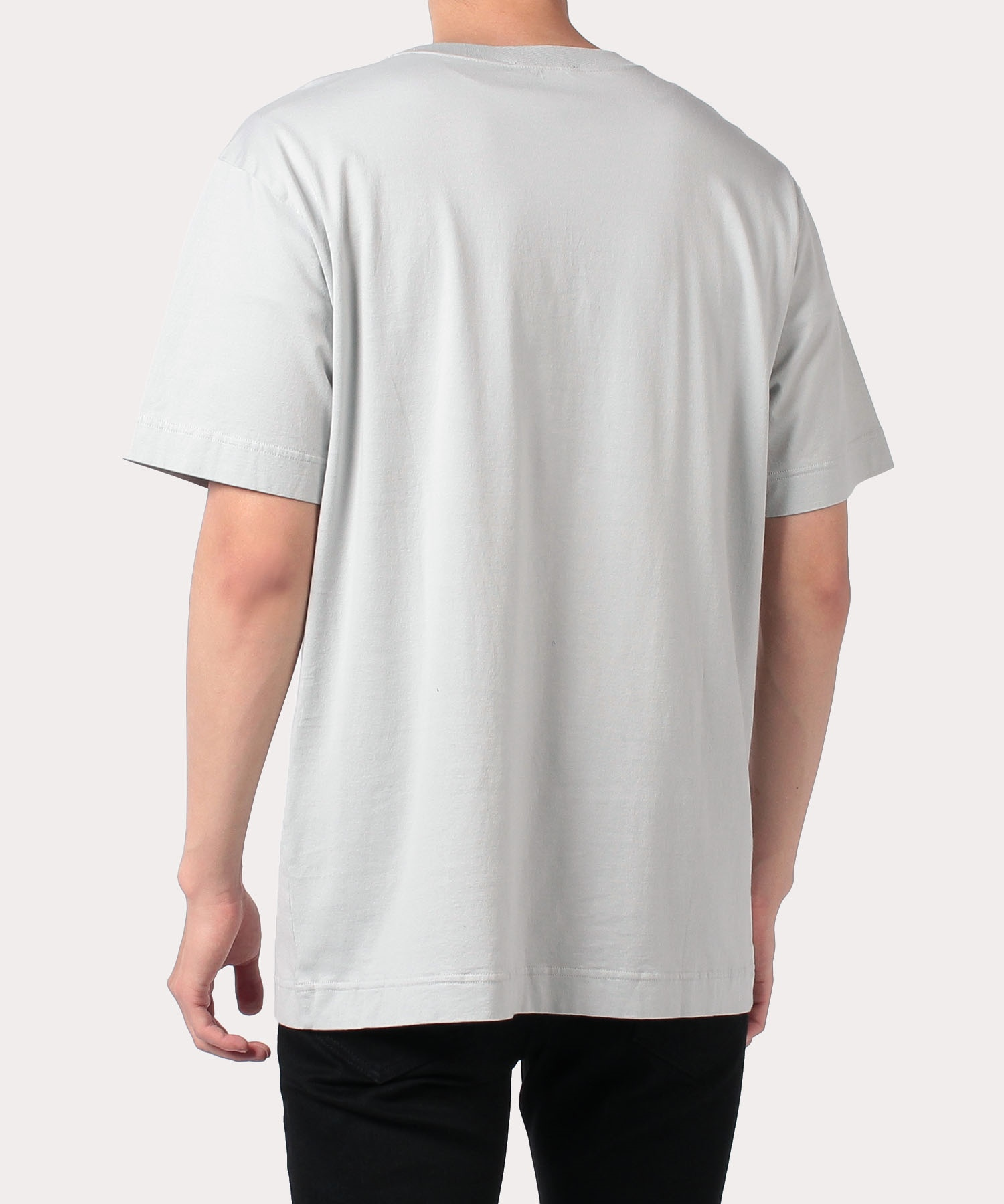 ボーンORBプリント 半袖Tシャツ