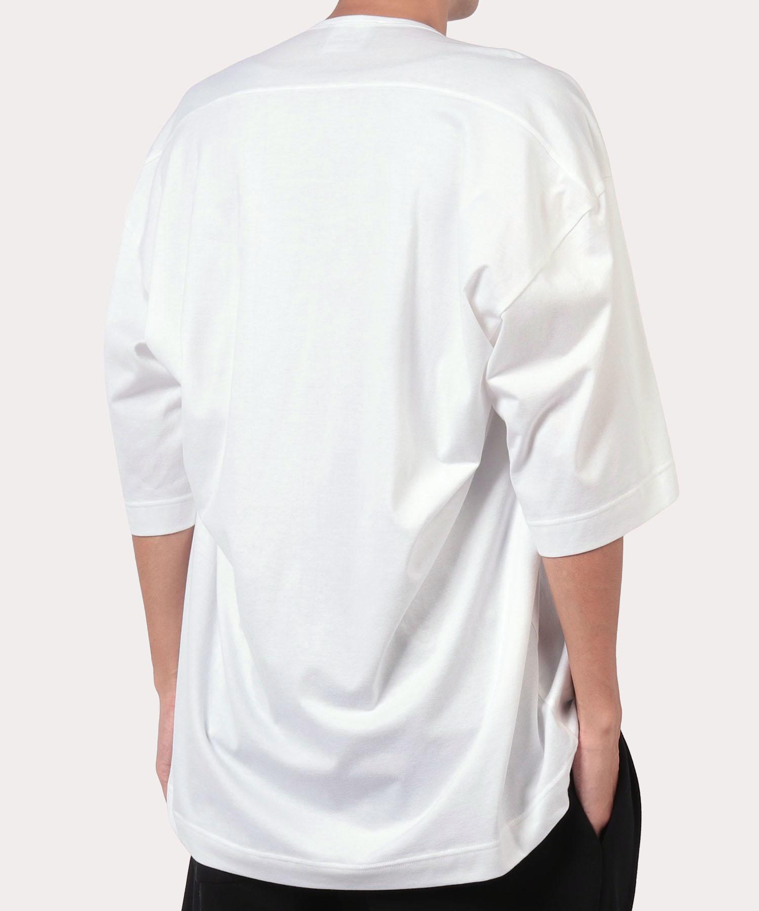 コットンラム ビッグTシャツ