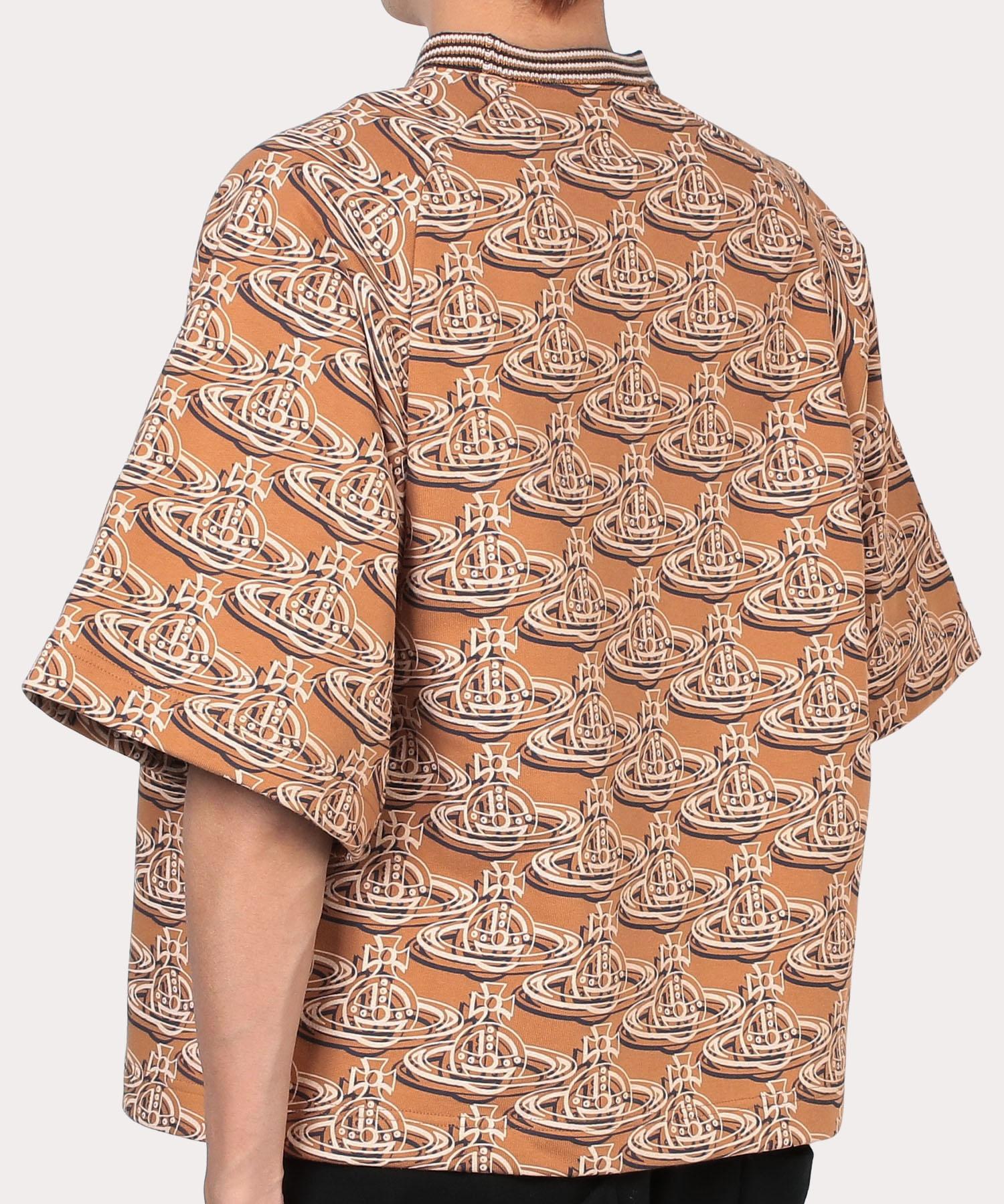 ORBリピート フリーダムスリーブ半袖Tシャツ