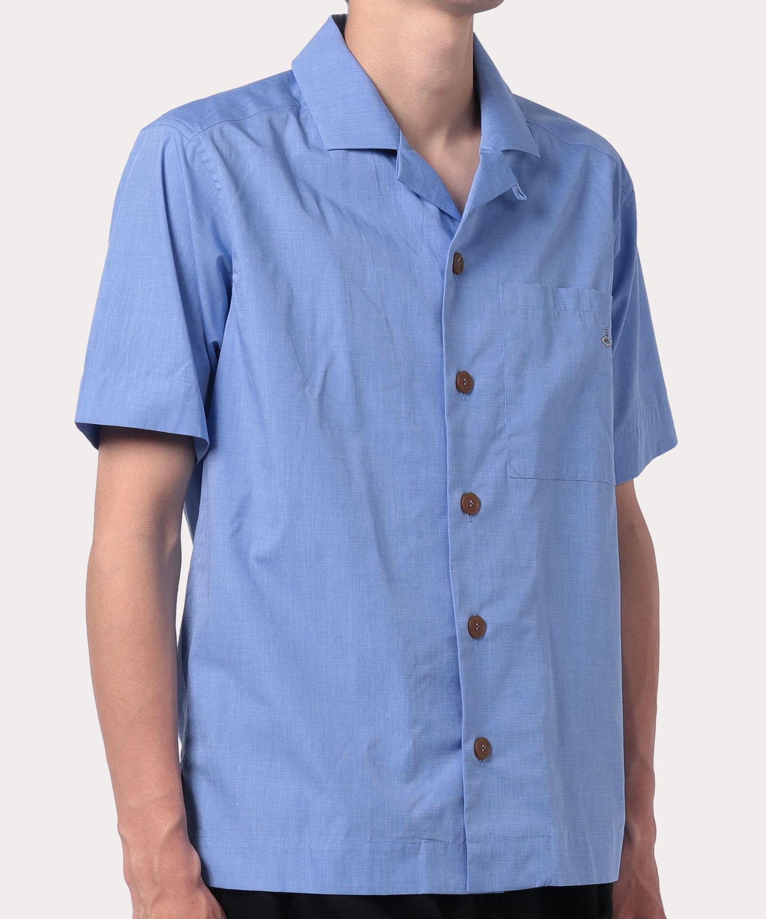 オンラインショップ限定 ワンポイントORB リラックス半袖シャツ