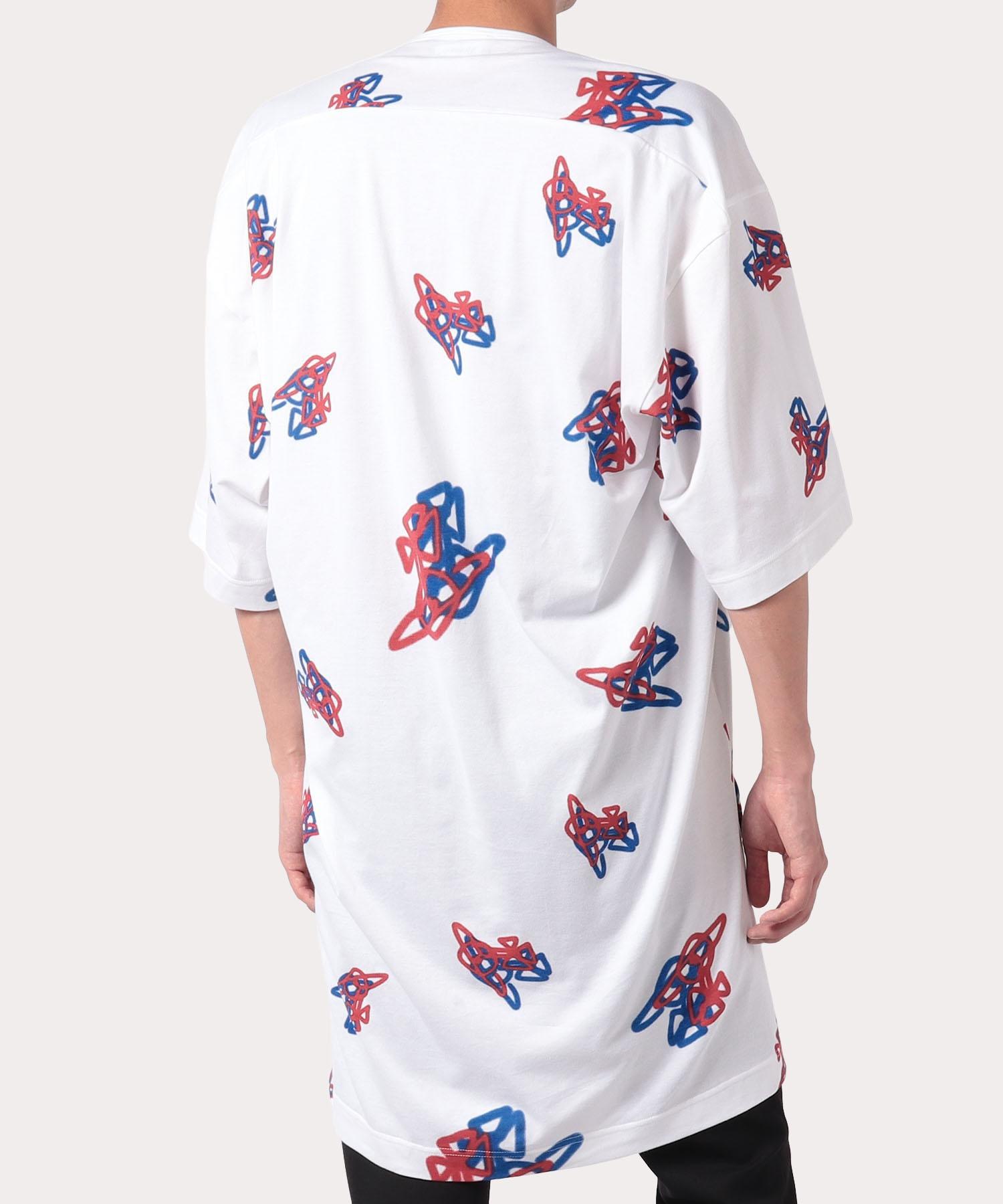 スプレーカンORB ビッグロングTシャツ
