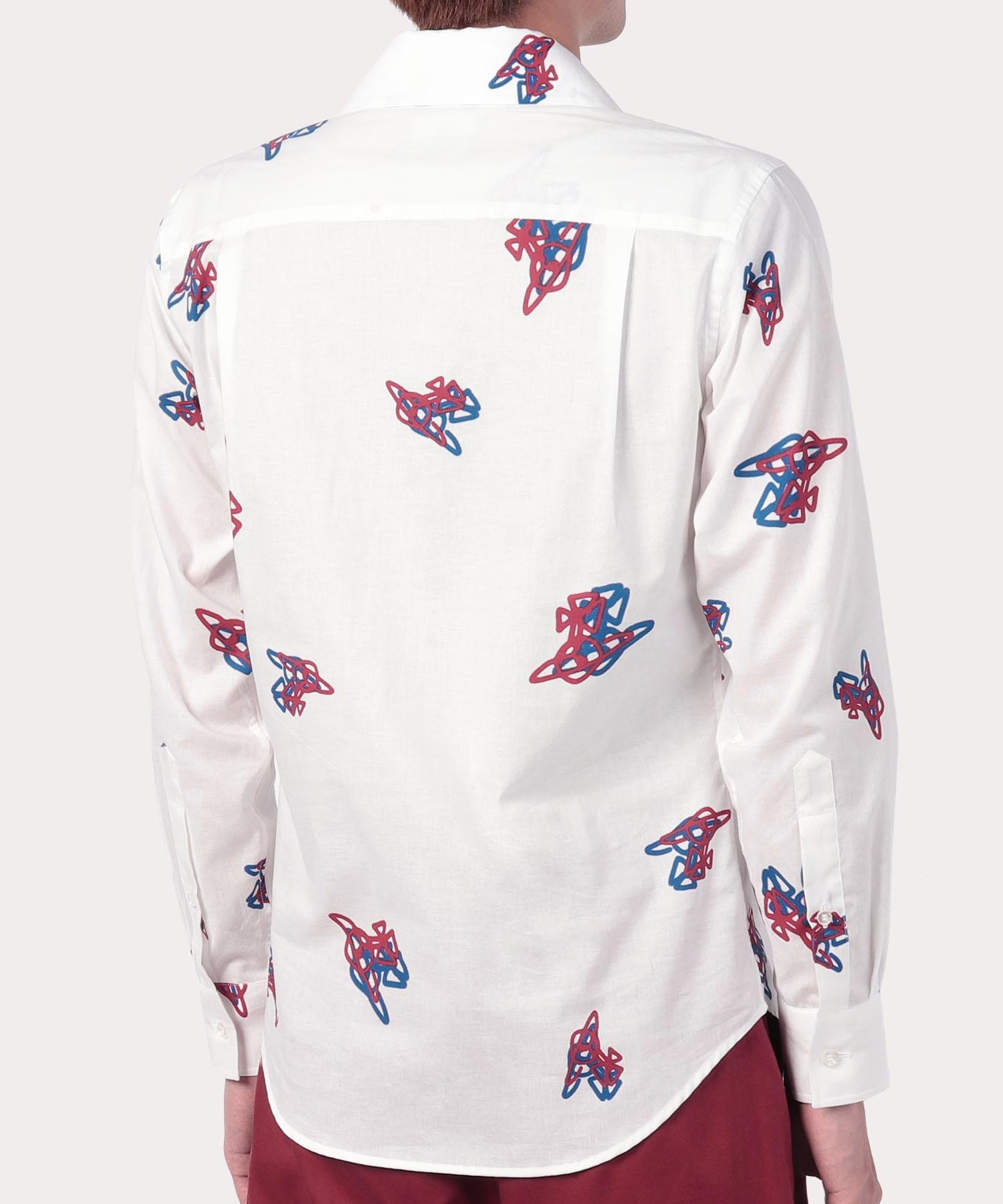スプレーカンORB ハルスカラーシャツ