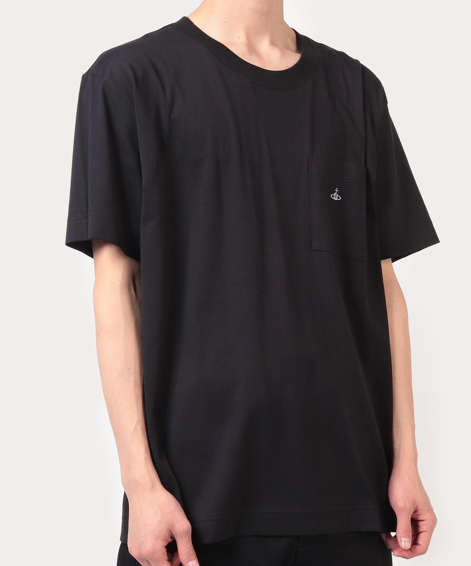 ワンポイントORB リラックスポケットTシャツ