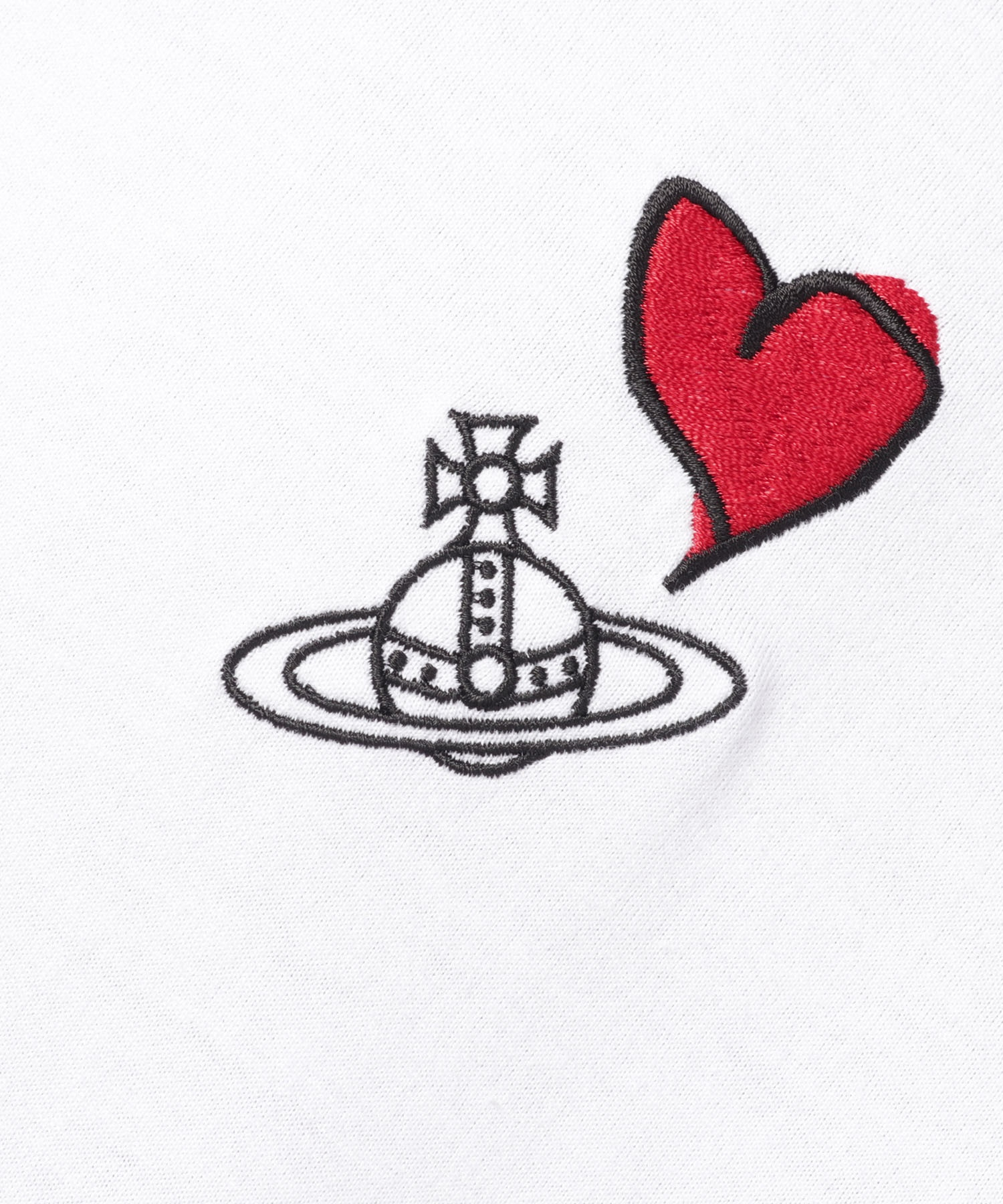 ハート&ORB リラックスTシャツ