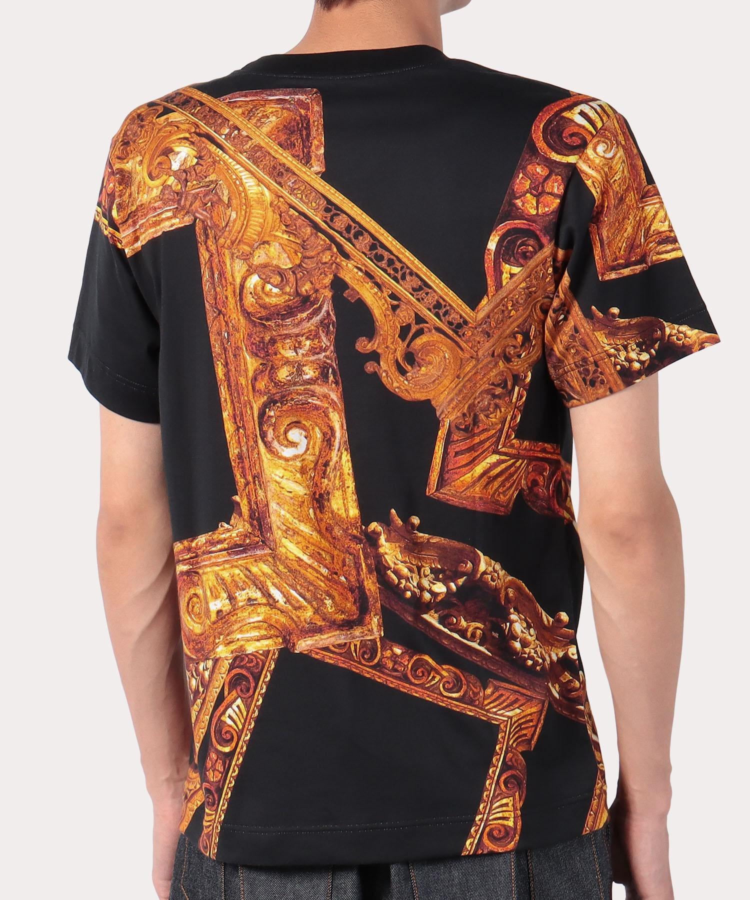 フレーム リラックスTシャツ