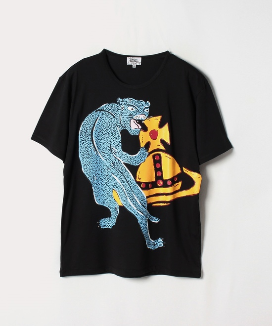 PANTHER リラックス半袖Tシャツ