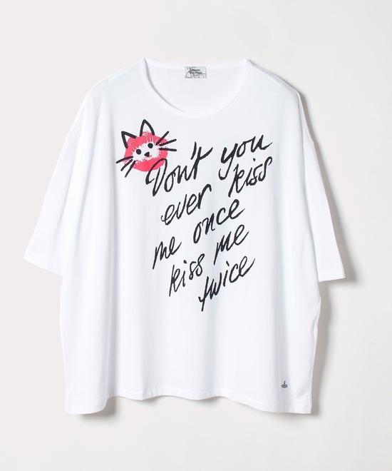 キスミーキティ ビッグTシャツ