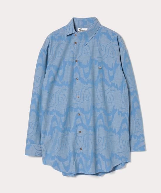 クレヨンORB ビッグオジークラークシャツ
