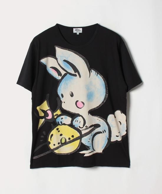 バニーハニー リラックス半袖Tシャツ