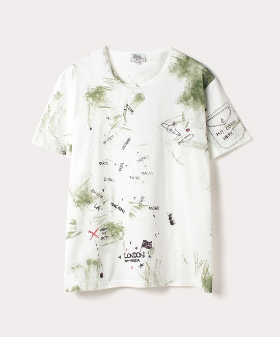 ピクニック リラックス半袖Tシャツ