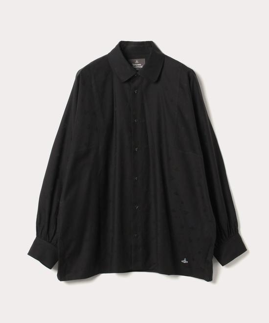 ORBジャカード  ピーターパンシャツ
