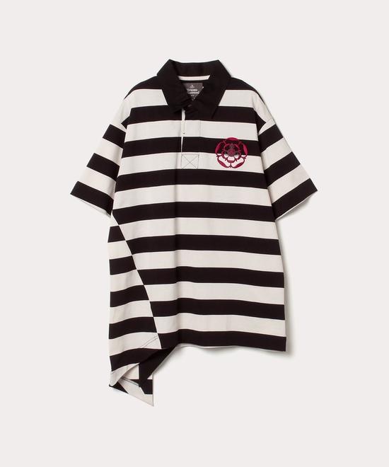 チューダーローズORB 半袖ポロシャツ