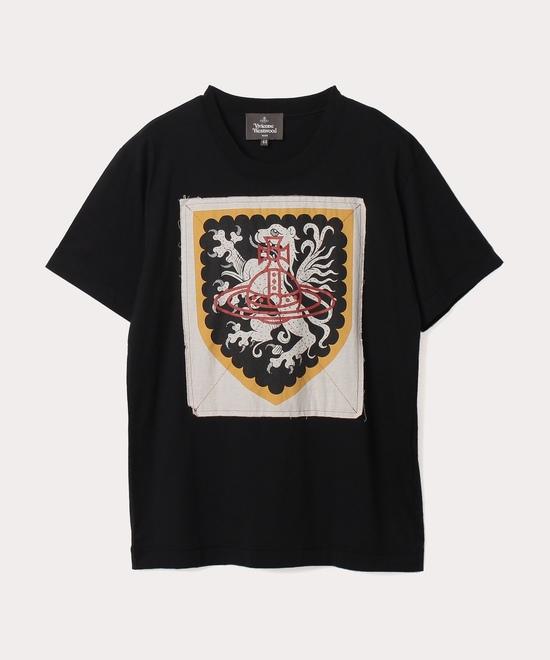 ドラゴンプリント 半袖Tシャツ