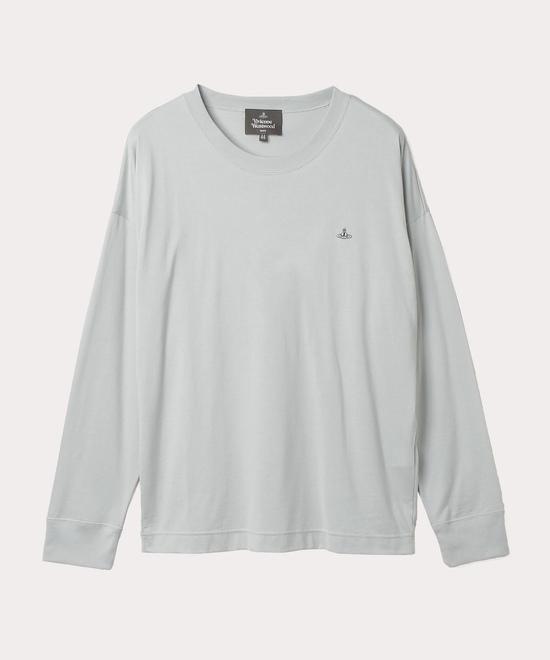 ワンポイントORB 長袖Tシャツ
