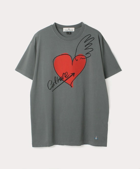 CULTURE HEART 半袖Tシャツ