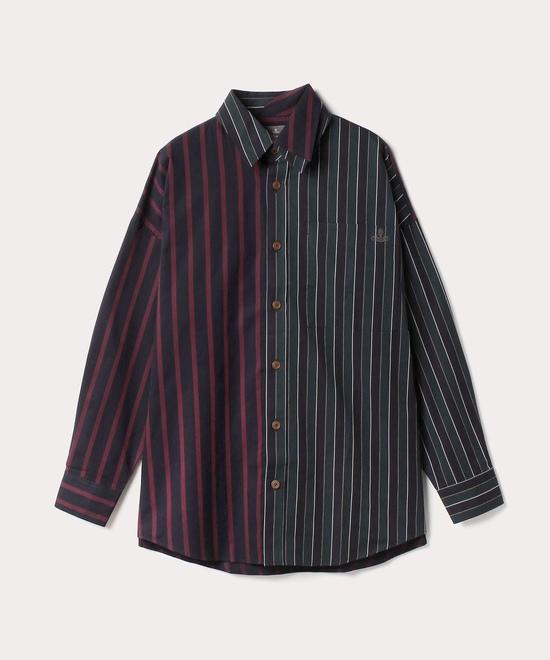 【一部店舗限定】ストライプ アントニオシャツ