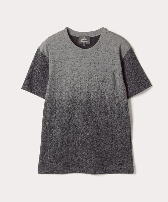 グラデーション リラックス半袖Tシャツ