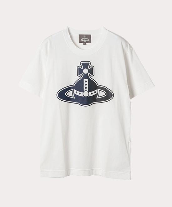 オンラインショップ限定カラー ヴァーシティーORB リラックス半袖Tシャツ