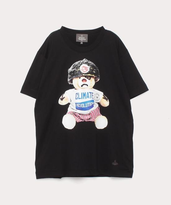 クライメイトレボリューションベア リラックスTシャツ
