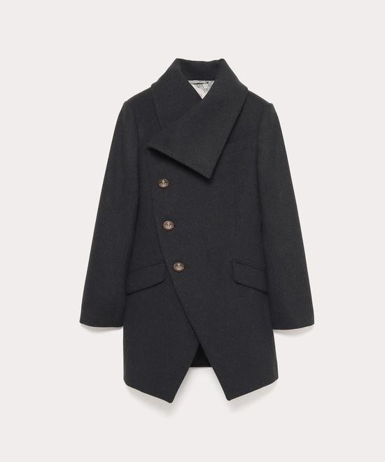 ミントカラー コート