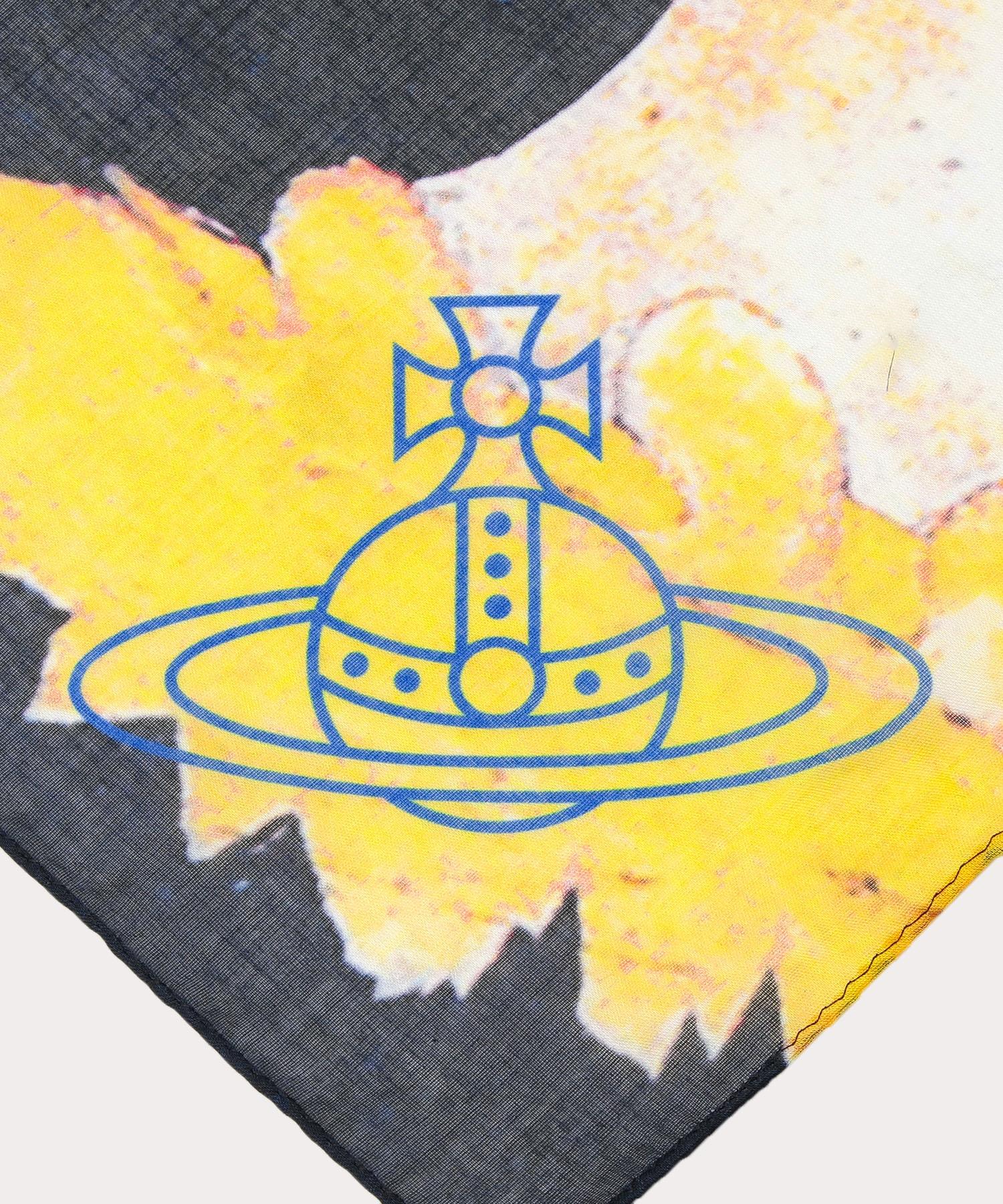 オンラインショップ限定 【4枚セット】カーピフラワー ラージハンカチーフ