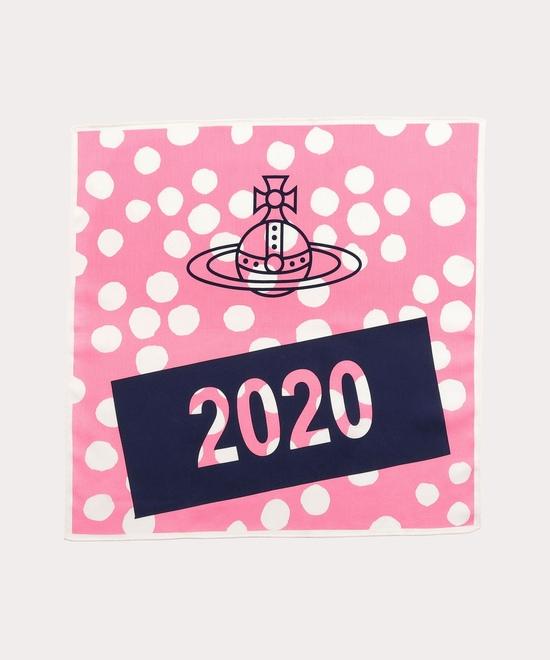 2020ORBドット ハンカチーフ
