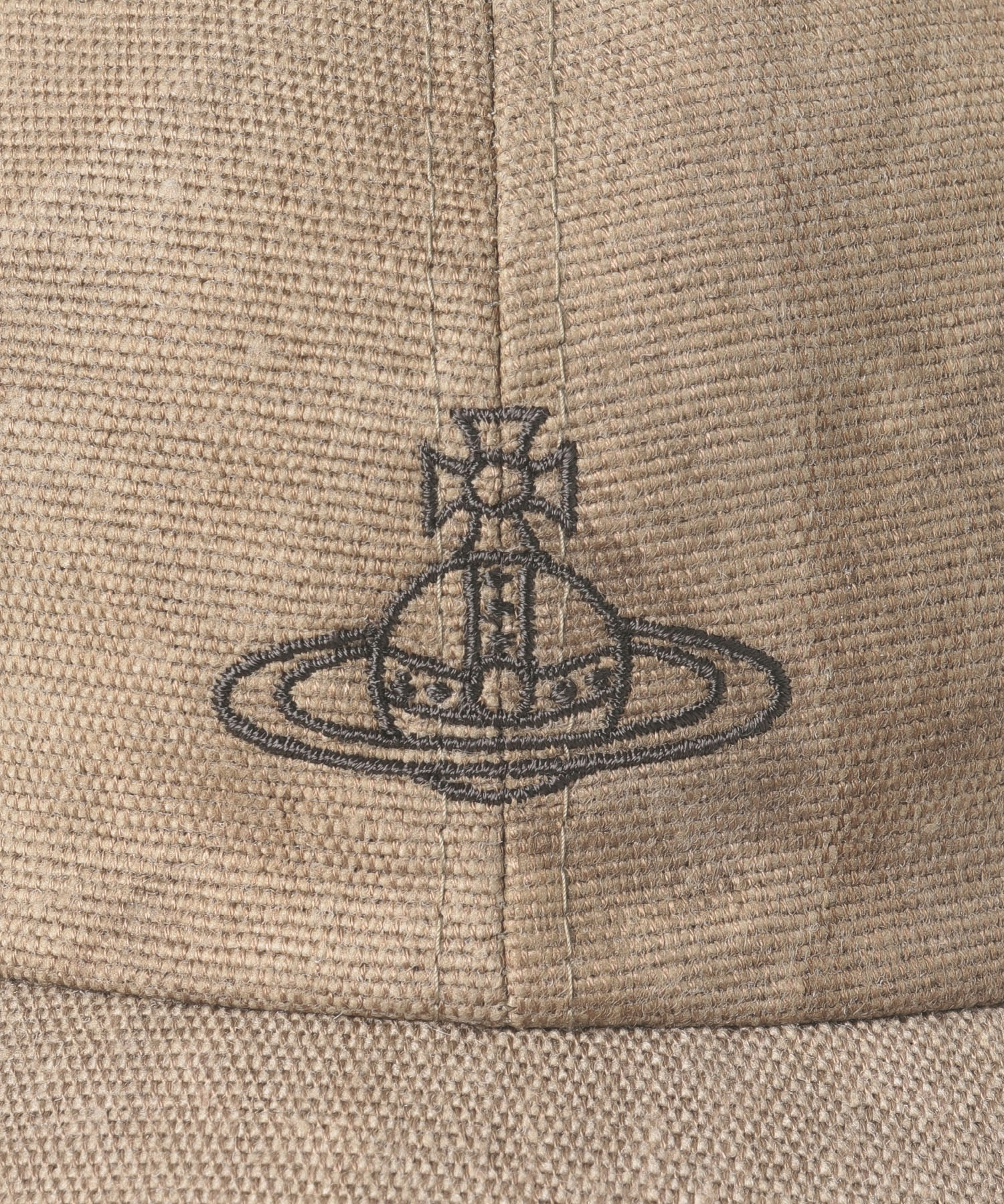 ORB刺繍 2トーンキャップ