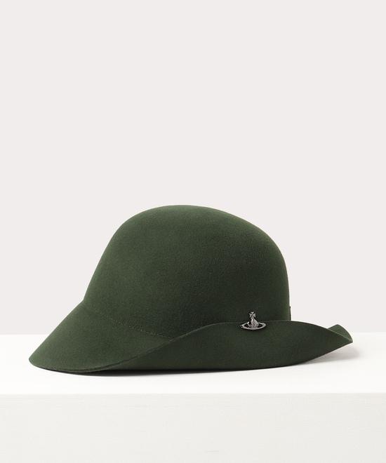 毛帽体アンバランス サイドアップ