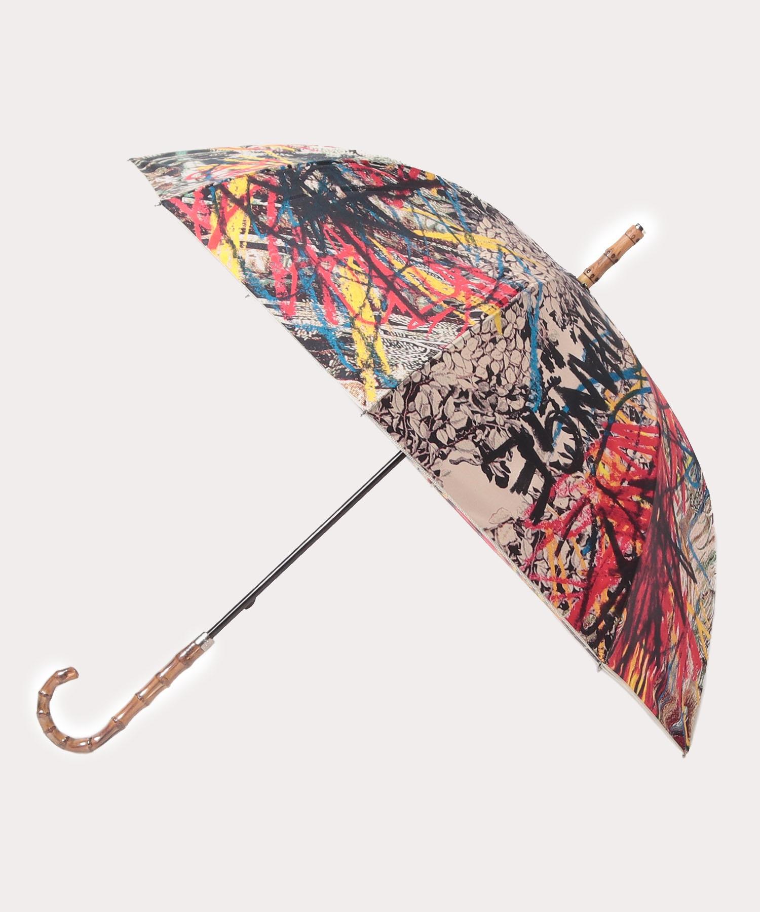 ニュータペストリー 一枚張り長傘