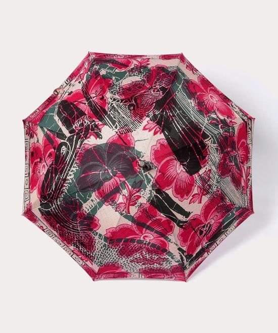 ダンシングフラワー 一枚張り長傘