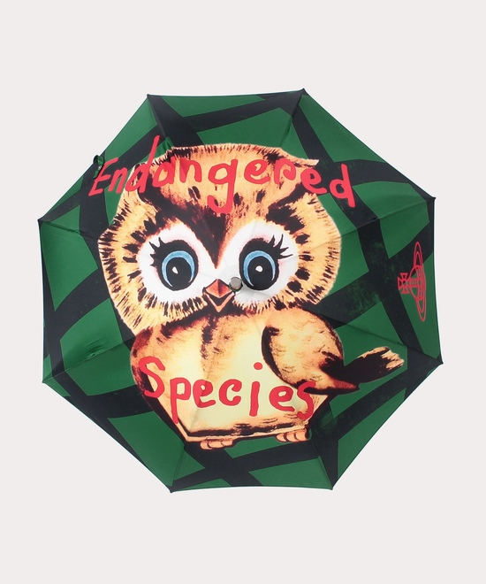 アウル&グリッド 一枚張り傘