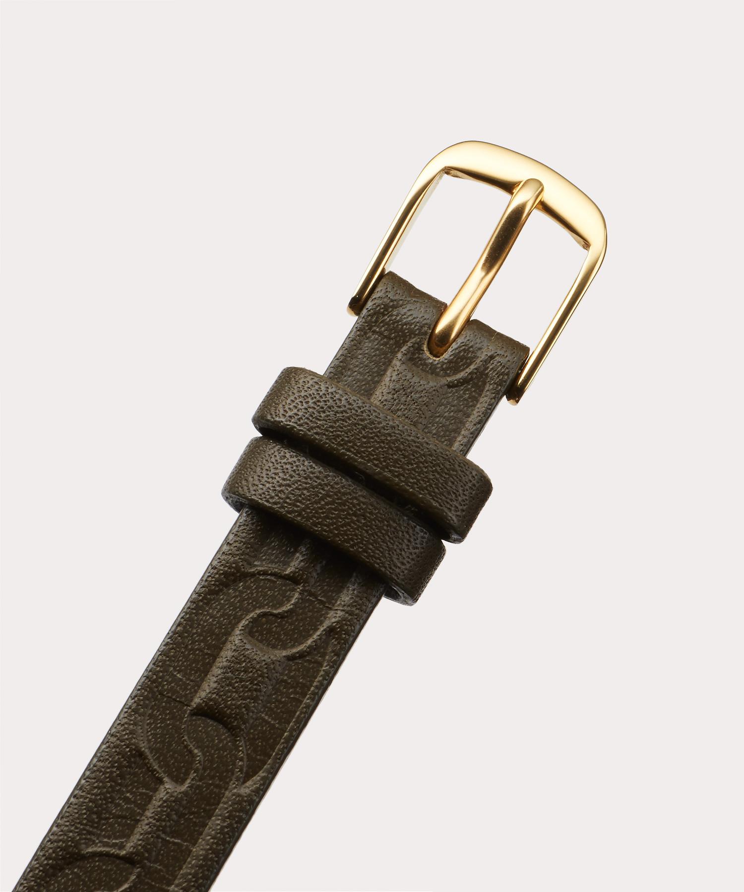 OVAL -Double strap- ウォッチ