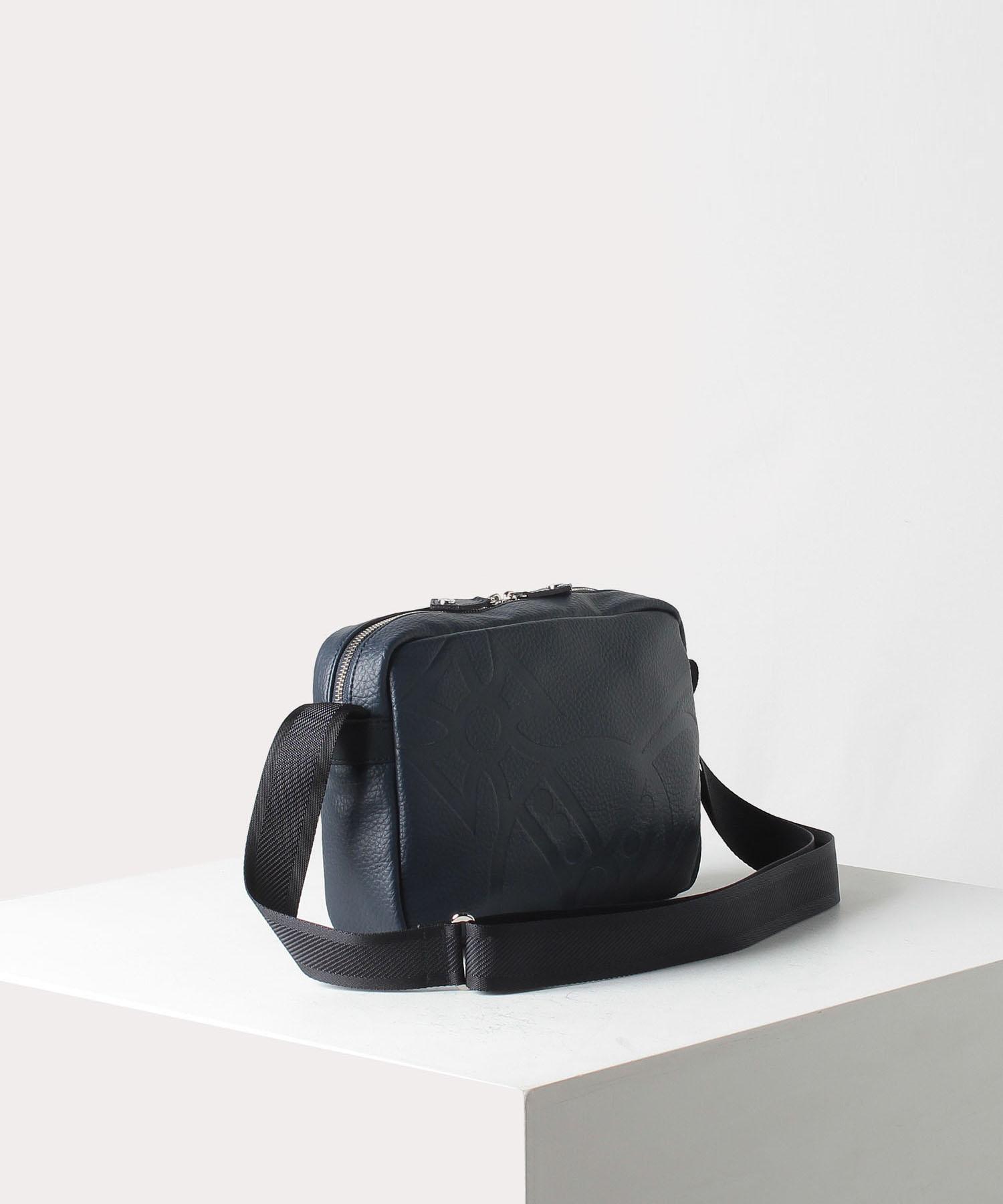 ハミルトン メンズ横型ショルダーバッグ