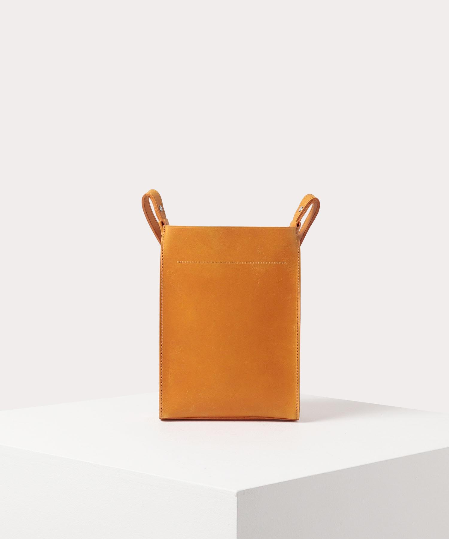 シンプルレザー メンズショルダーバッグ
