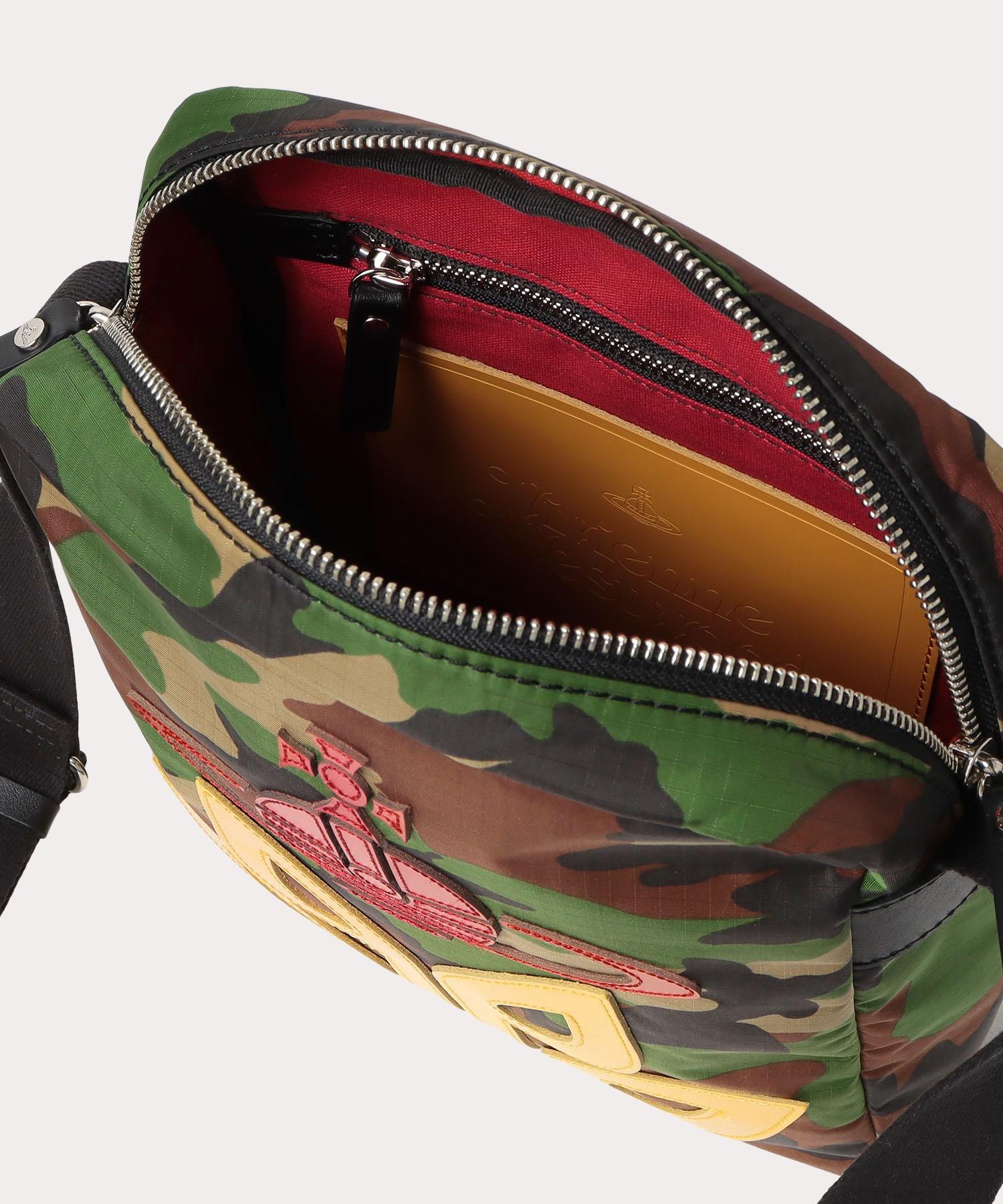 シードツリーORB メンズショルダーバッグ