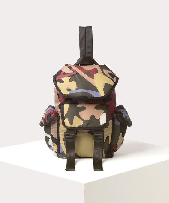 カモフラージュORB メンズワンショルダーチェストバッグ