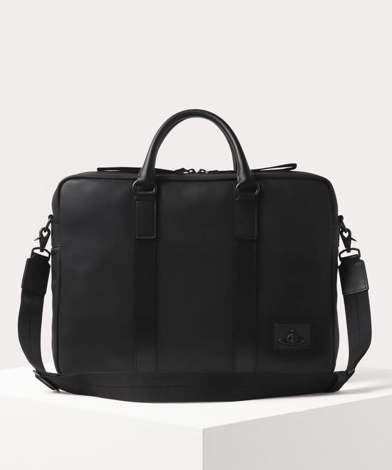 ORBプレート メンズビジネスバッグ