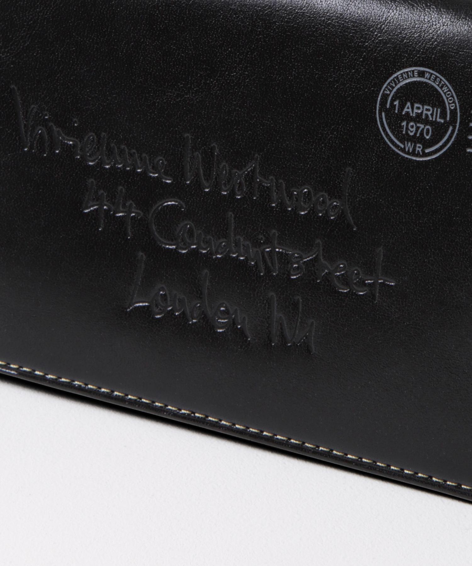 エンベロープ 長財布