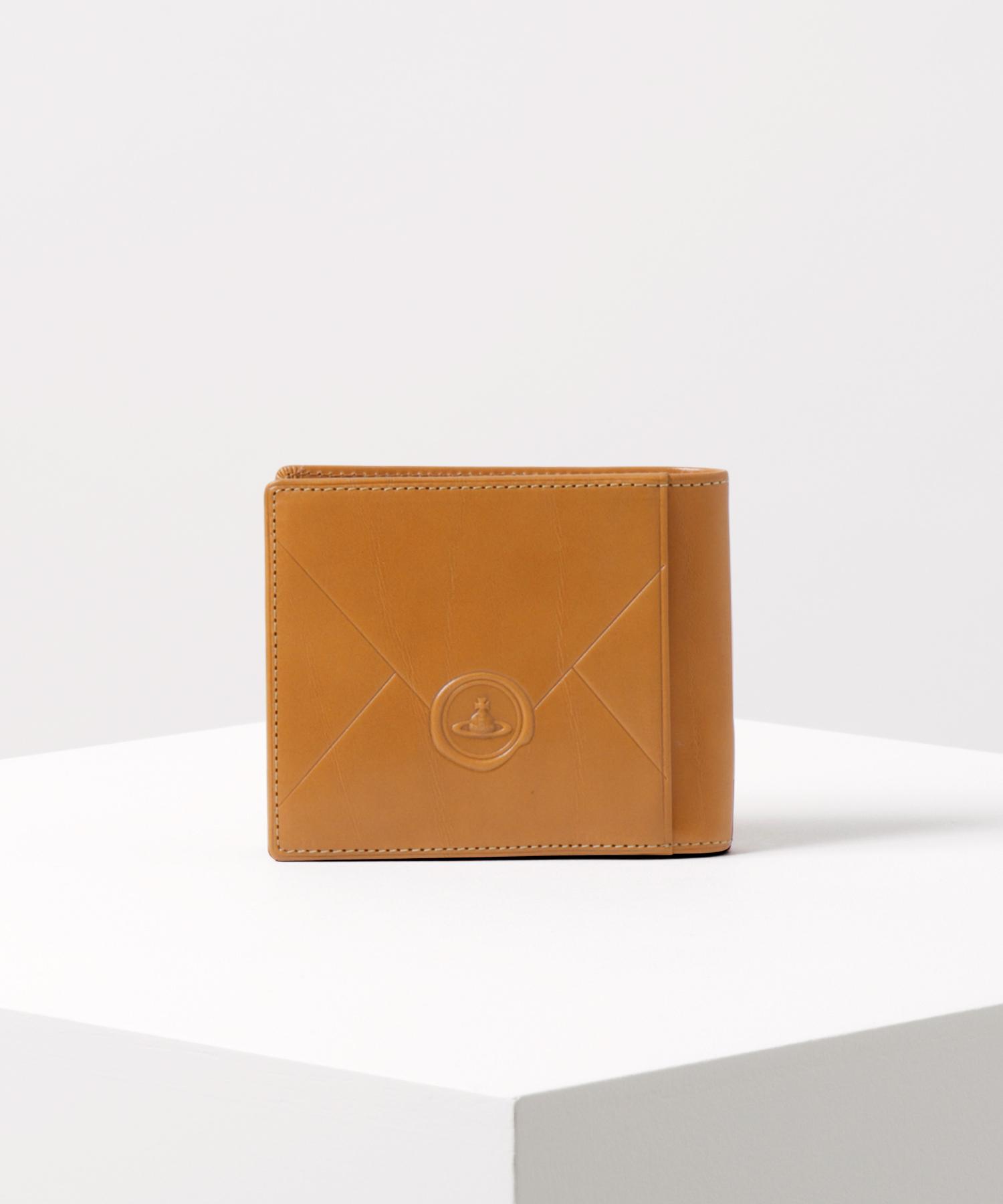 エンベロープ 二つ折り財布