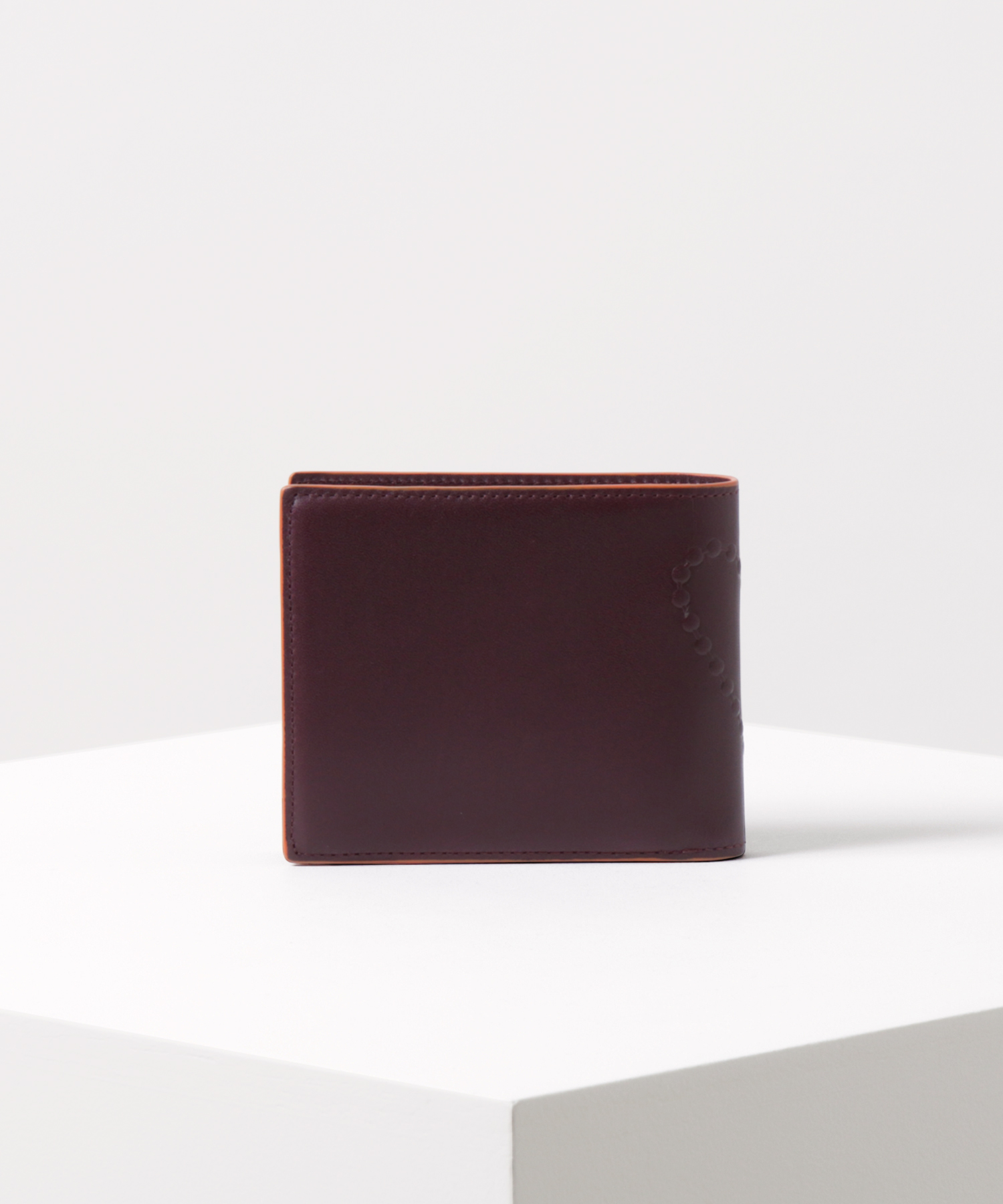 ドッグタグ 二つ折り財布