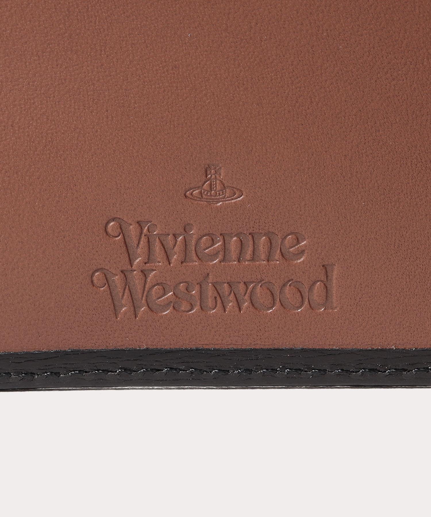 インサイドカラー 二つ折り財布