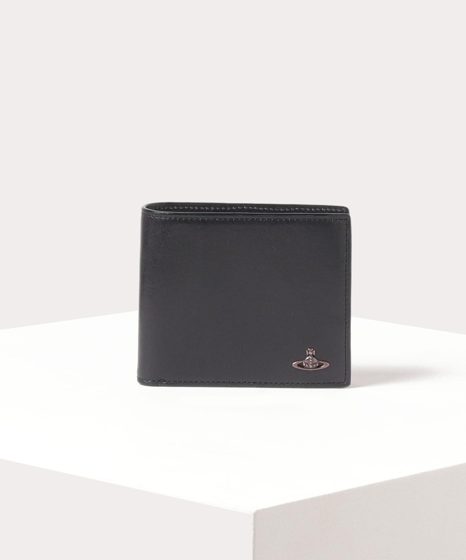コッパー 二つ折り財布