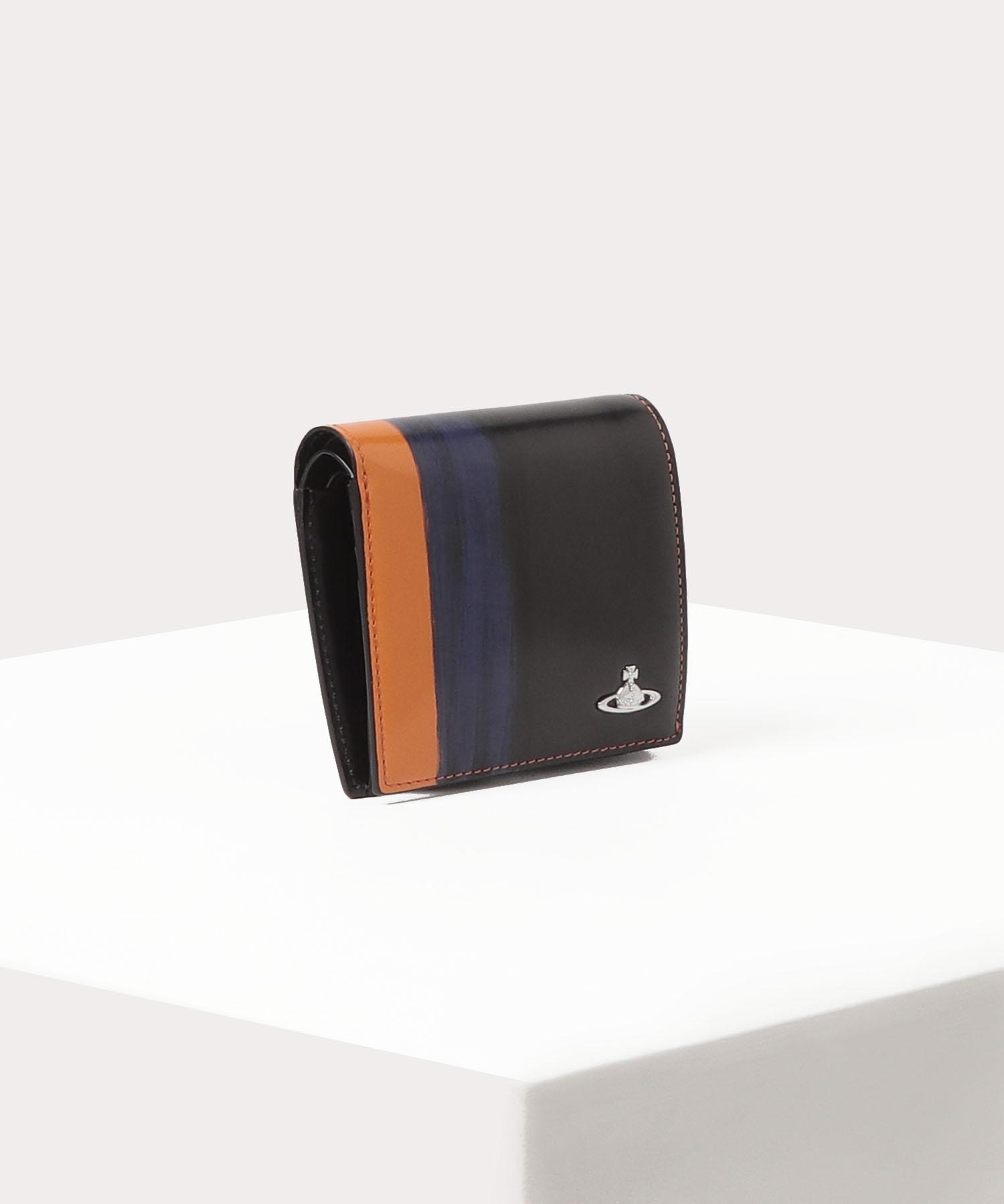 ダブルADVAN 二つ折りミニ財布