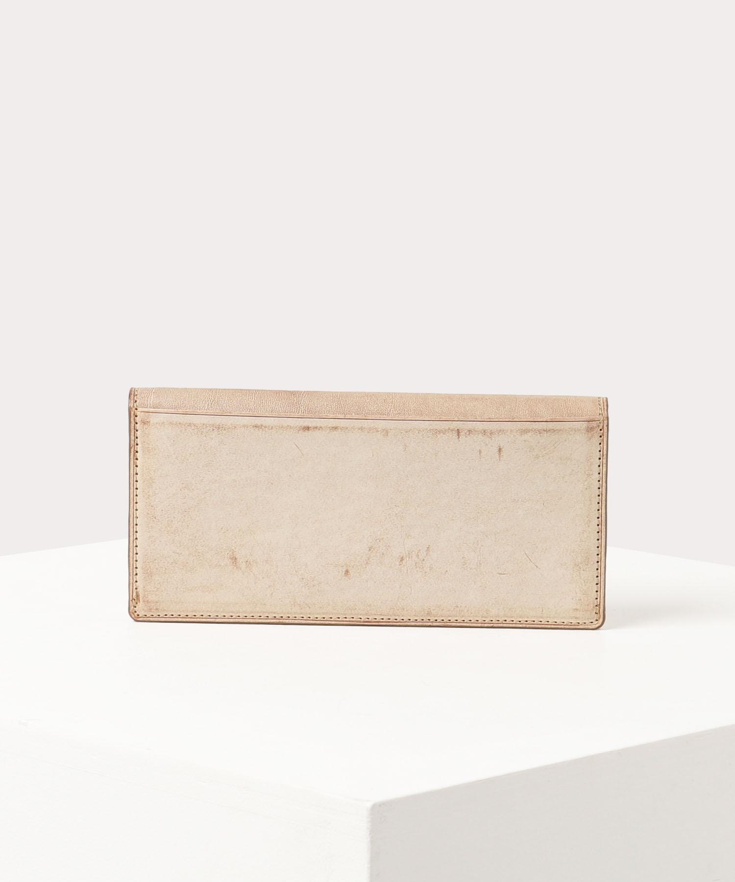 ワックス 長財布