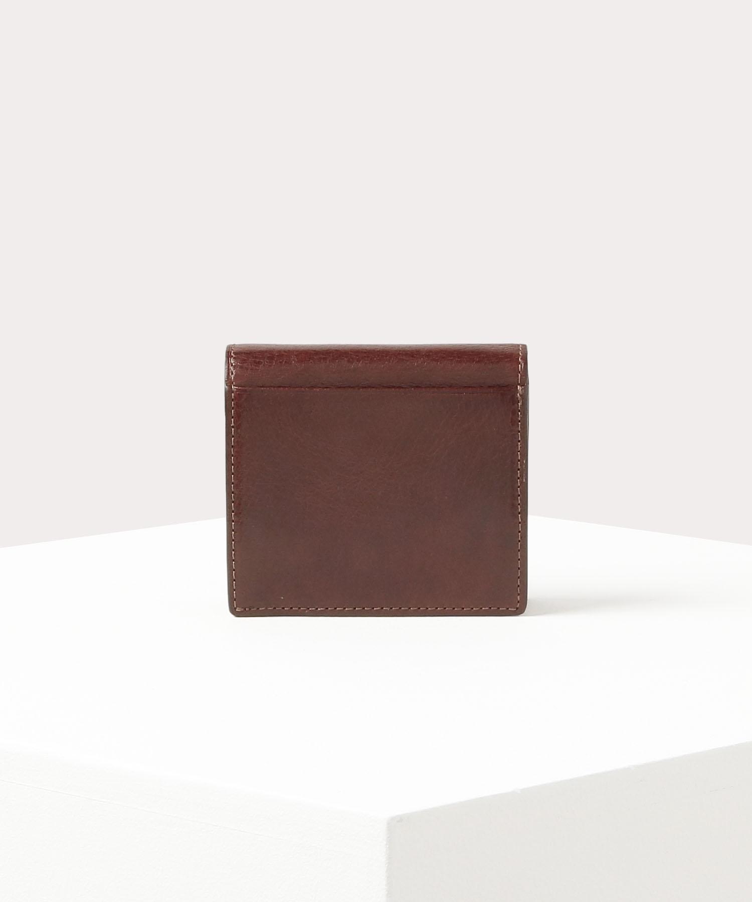 ピッグスキン 二つ折り財布