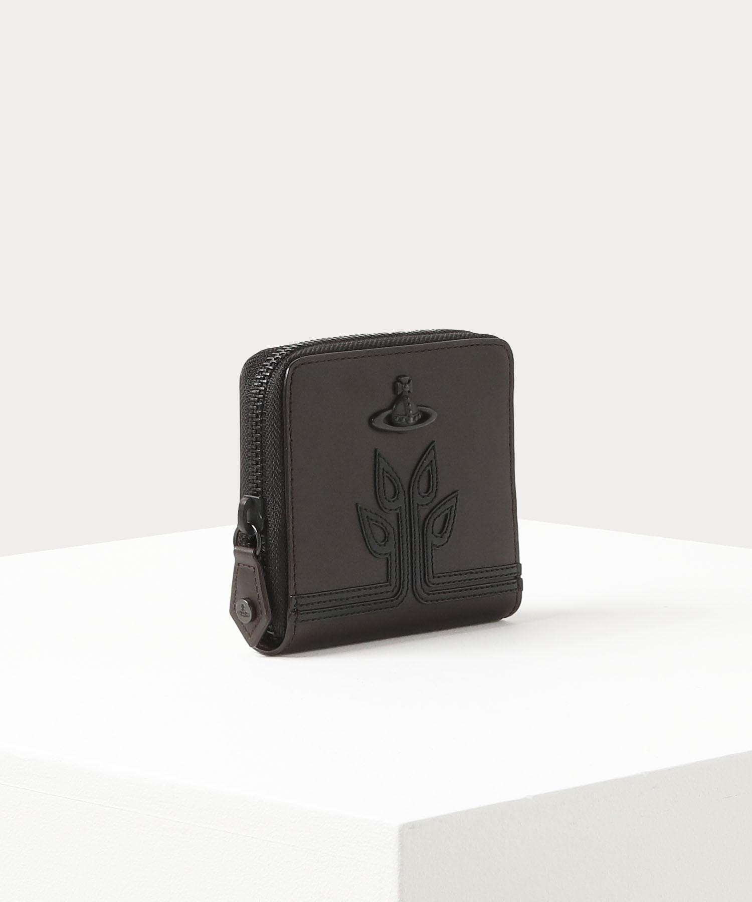 シードツリーORB ラウンドファスナー二つ折り財布