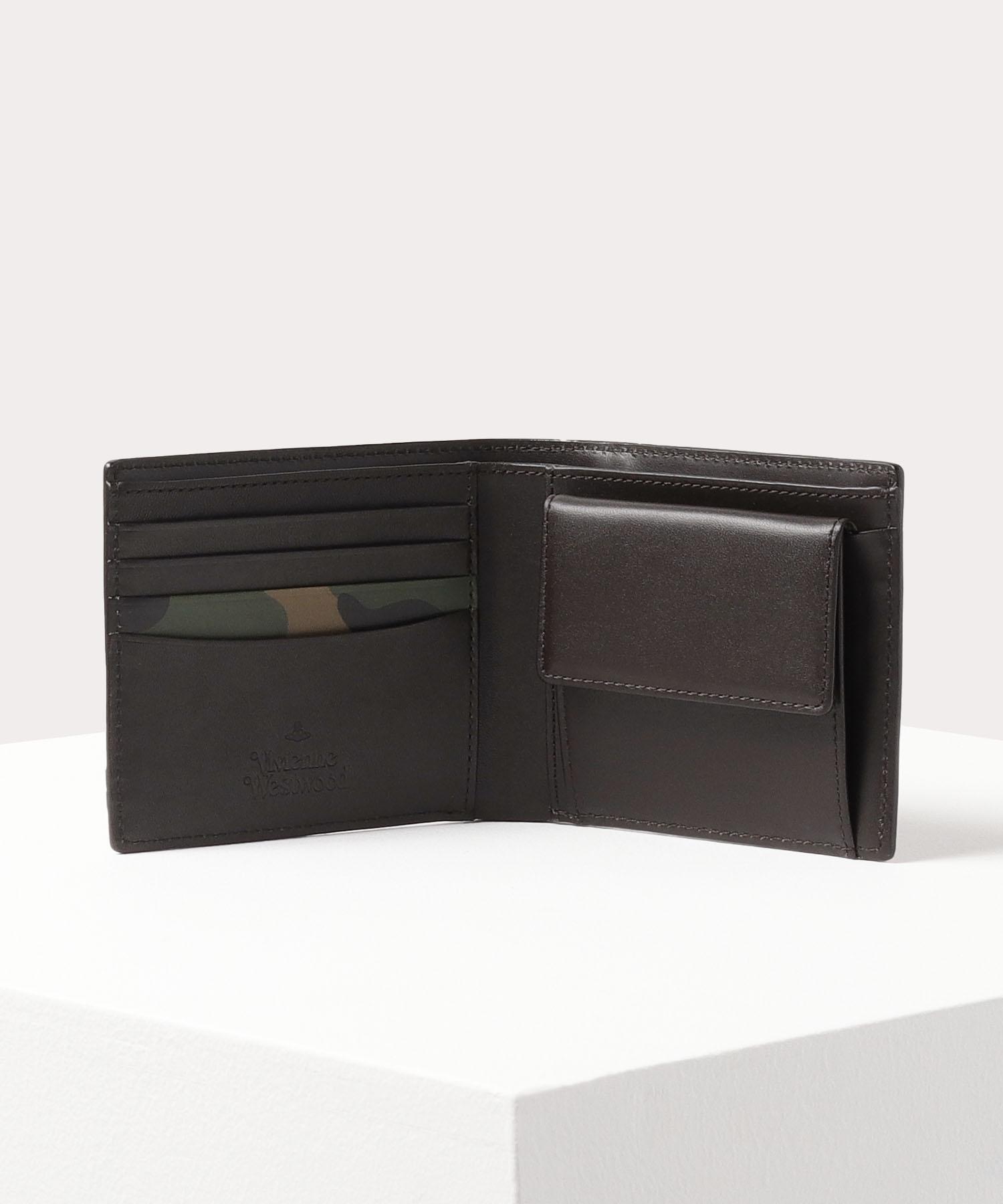 シードツリーORBカモフラージュ 二つ折り財布